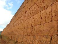 Eine Stadtmauer: Vielleicht wieder modern? (Symbolbild)