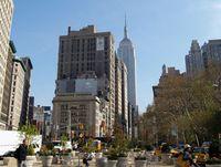 New York City: Grün in der Stadt ist gut. Bild: Wolfgang Weitlaner
