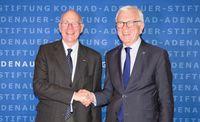 "Bild: ""obs/Konrad Adenauer Stiftung e. V./KAS/Juliane Liebers"""
