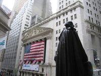Wall Street: Hacker suchen Gewinne. Bild: pixelio.de, Claus-P. Schulz