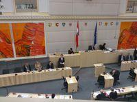 Am 22. Dezember 2017 stellte Sebastian Kurz als neuer Bundeskanzler das Regierungsprogramm im Bundesrat vor.