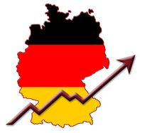 Trend, Konjunktur und Wachstum (Symbolbild)