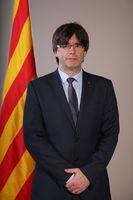 Carles Puigdemont Casamajó, Präsident des freien Staates Katalonien (2016)