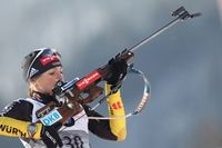 Biathlon: IBU World Cup Biathlon - Antholz (ITA) - 16.01.2013 - 20.01.2013 Bild: DSV