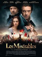 "Kinoplakat ""Les Misérables"""