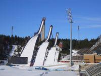 Die Salpausselkä-Schanze ist eine Schanzenanlage im finnischen Lahti.