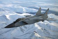 MiG-31BM der russischen Luftstreitkräfte