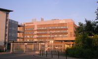 Verwaltungsgebäude von Chemie Grünenthal in Aachen