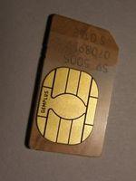 SIM-Karte: Anonymer Kauf soll unmöglich werden. Bild: pixelio.de/Klaus Stricker