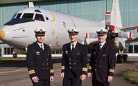 Gruppenbild zum Kommodorewechselauf. Bild: Bundeswehr