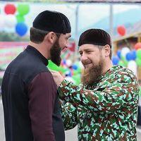 Ramsan Kadyrow (2016)