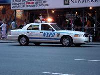 Ford Crown Victoria, das NYPD-Standardfahrzeug