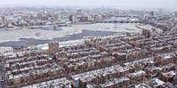 Boston wurde in den letzten zwei Jahren von extremen Kältewellen heimgesucht. Quelle: iStock.com – mjbs (idw)