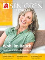 "Titelbild Senioren Ratgeber 2/2019. Bild: ""obs/Wort & Bild Verlag - Senioren Ratgeber"""