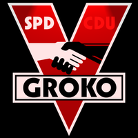 Große Koaltion (GroKo): SPD und CDU / CSU