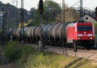 Kesselwagen-Zug von DB Cargo (Symbolbild)