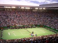 Australian Open: Die Rod Laver Arena (Centercourt). Bild: Pfctdayelise / wikipedia.org
