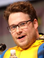Seth Rogen bei der Wondercon 2013