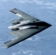 Tarnkappenbomber B-2 Spirit