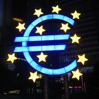 EZB: Euro-Skulptur von Ottmar Hörl