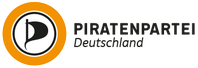 Logo der Piratenpartei Deutschland