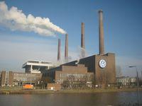 VW-Stammwerk in Wolfsburg