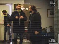 """""""Momo"""" in Aktion: Das System erkennt, wer da ist. Bild: youtube.com"""