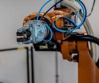 Robo-Arm: Hilft bei Social Distancing.