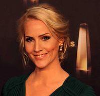 Judith Rakers beim Deutschen Fernsehpreis 2012