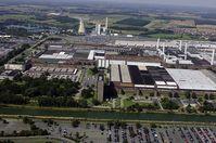 Werk Wolfsburg Bild: Volkswagen Aktiengesellschaft