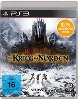 """Cover """"Der Herr der Ringe: Der Krieg im Norden"""""""