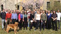 Die Menschen in der Gemeinschaft des Königreich Deutschland (2017)
