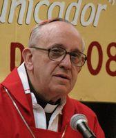 Papst Franziskus als Kardinal 2008