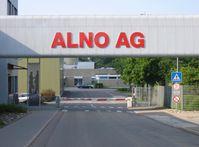 Die Alno AG am Standort Pfullendorf