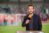 "ZDF-Sportmoderator Sven Voss Bild: ""obs/ZDF/[F]Haeselich/Koch/[M]Staudt"""