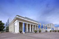 """Die Karlsruher Stadthalle ist Teil des innerstädtischen Kongresszentrums. Bild: """"obs/Karlsruher Messe- und Kongress-GmbH/Onuk"""""""