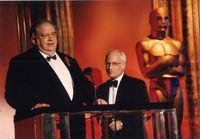 Eine Oscar-Verleihung im Jahre 1996 (Symbolbild)