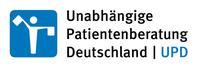 Logo der Unabhängigen Patientenberatung Deutschland