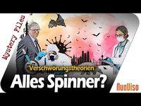 """Umfrage: Die Hälfte der Deutschen hält """"Verschwörungstheoretiker"""" für """"Spinner"""" - tatsächlich?"""