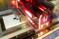 Drucken in 3D: Weniger Tinte ist oft sinnvoller. Bild: sheffield.ac.uk
