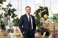 "Fredrik Jejdling, Executive Vice President und Head of Networks, Ericsson Bild: ""obs/Ericsson GmbH"""