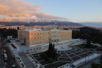 Griechisches Parlamentsgebäude
