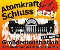 """""""Atomkraft: Schluss jetzt!"""""""