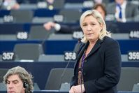 Marine Le Pen Bild: European Parliament, on Flickr CC BY-SA 2.0