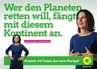 Baerbock in der Dauerkritik Bild: Grüne Elmshorn / Eigenes Werk