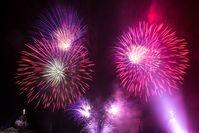 Feuerwerk & Sylvester (Symbolbild)