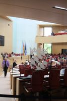 Bayerischer Landtag: Sitzung im neuen Plenarsaal