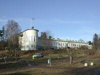 Die Zentrale des SIPRI in Solna