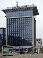 Konzernzentrale Carl Zeiss AG, Oberkochen (2008)
