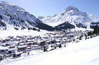 Lech am Arlberg (2006) Bild: Florian Lindner / de.wikipedia.org